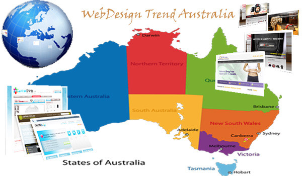Your Web Design Company in Australia Following The Latest Trends