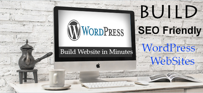 Create SEO Friendly WordPress Website in Minutes