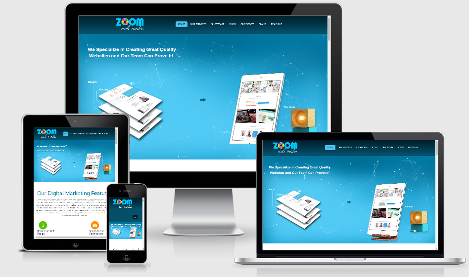 Responsive Web Design Company Zoom Web Media – Zoom Web